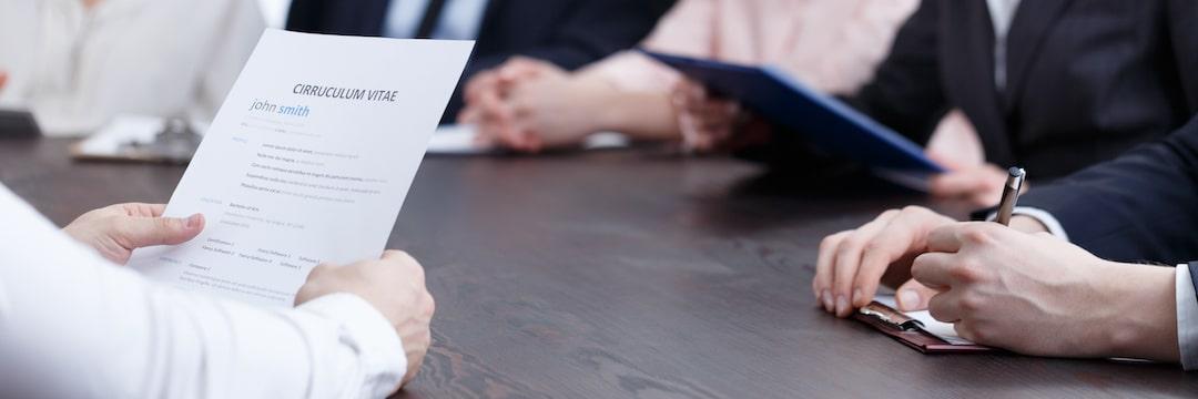 Quoi faire pour avoir un CV parfait et être embaucher rapidement pour une entreprise idealle