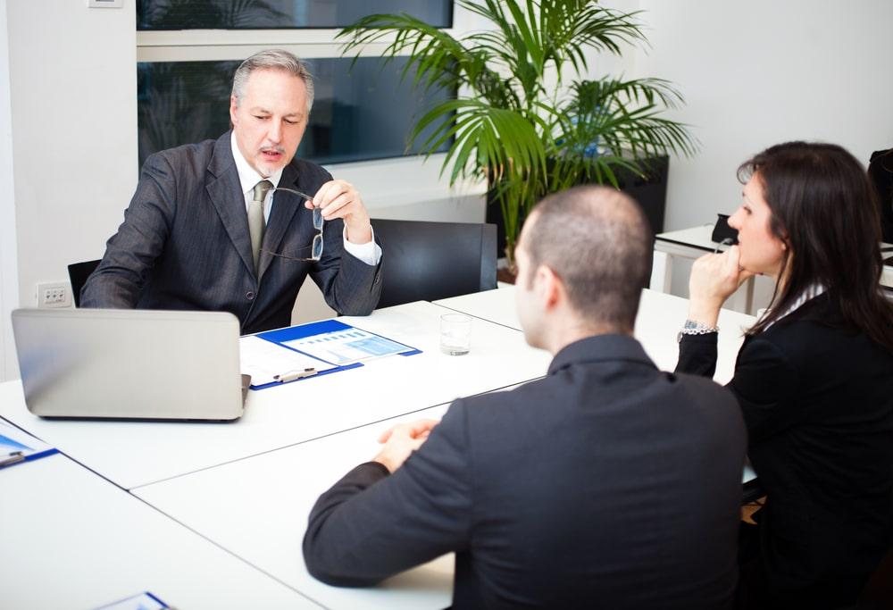 CV conseiller en assurance 1