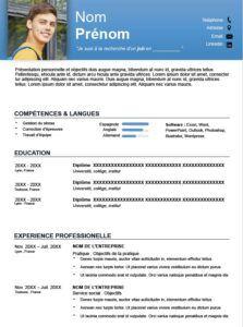 comment elebarer un bon cv job pour un étudiant