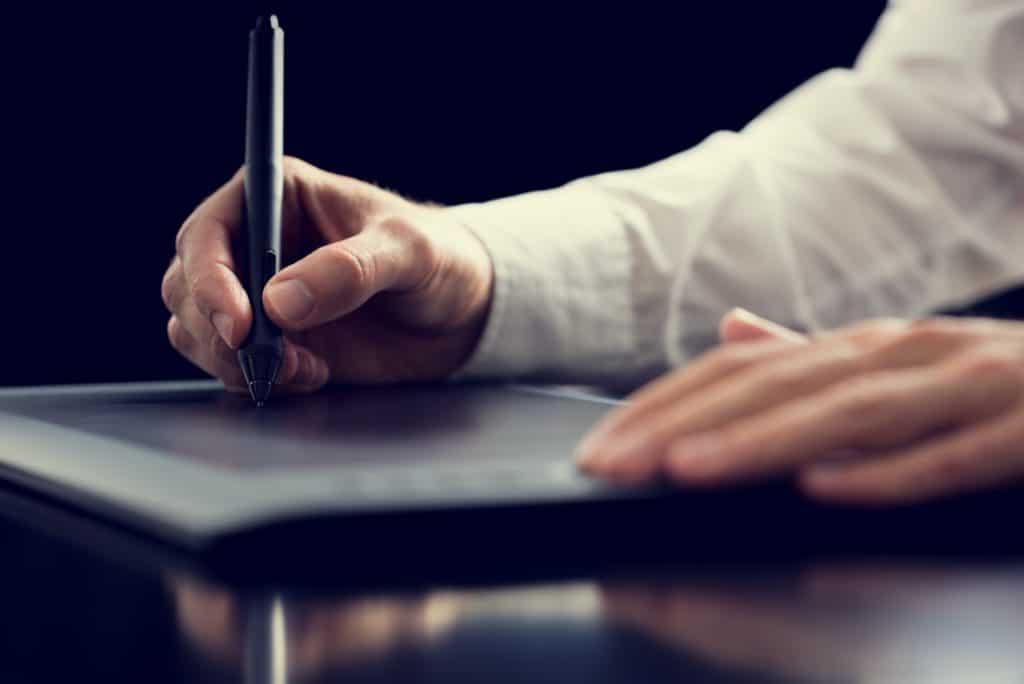 Trouvez un emploi en temps que designer graphique grâce à votre CV