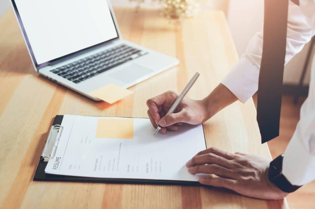 Rédiger une lettre de motivation directeur