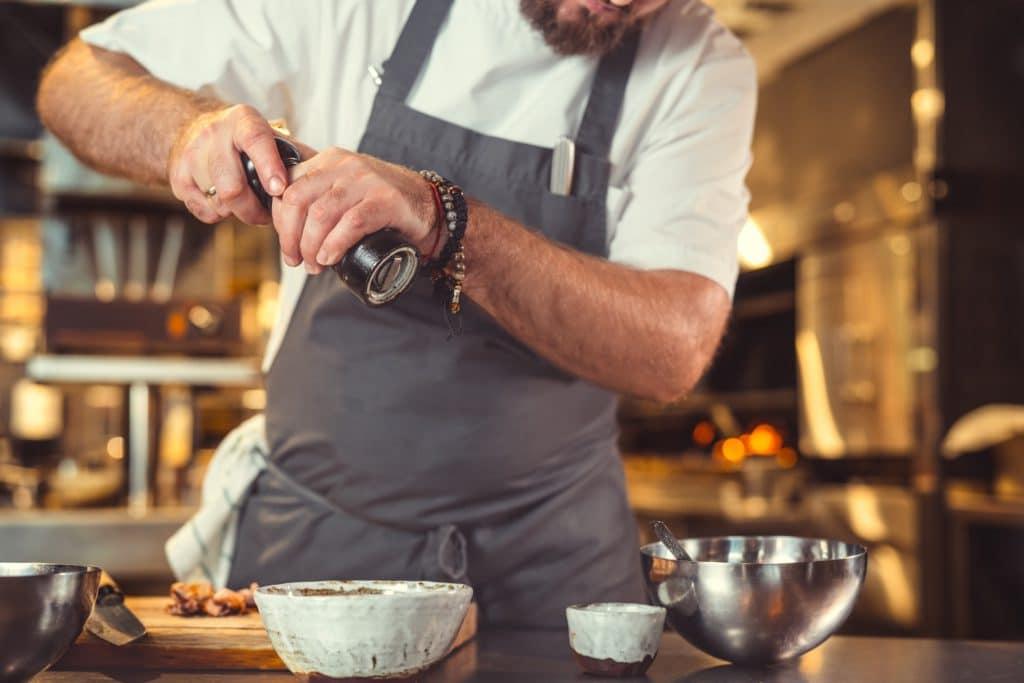Devenez un chef cuisinier professionnel !