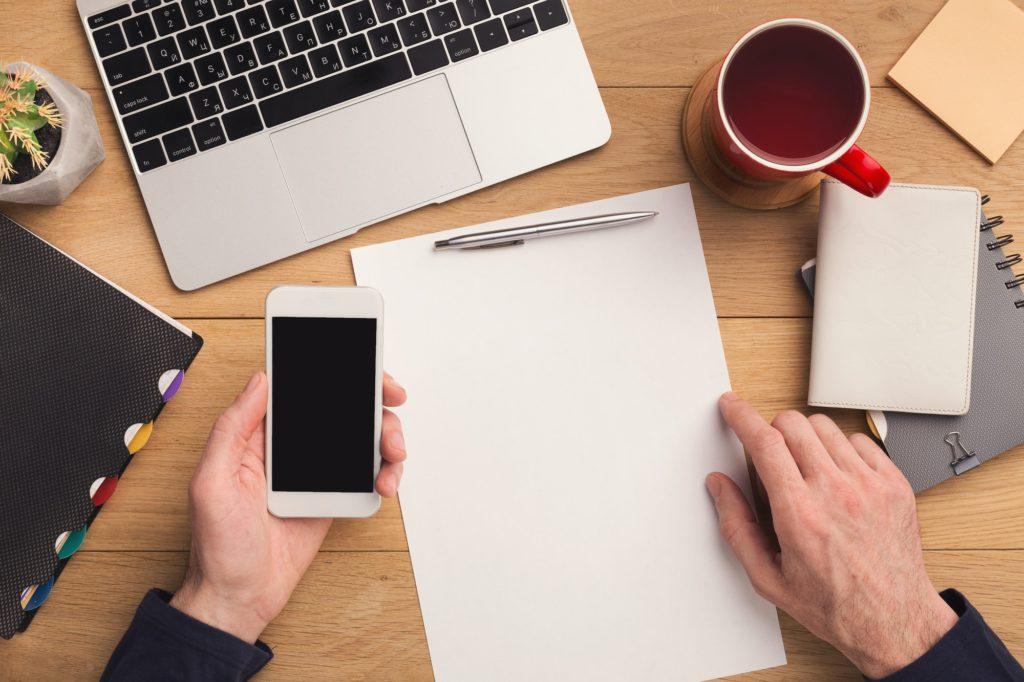 Créer une lettre de motivation simple