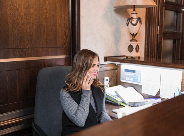 Exemple de CV hôtesse d'accueil