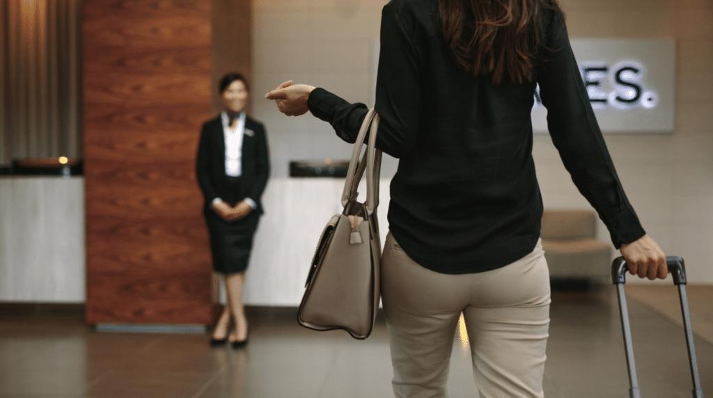 CV réceptionniste
