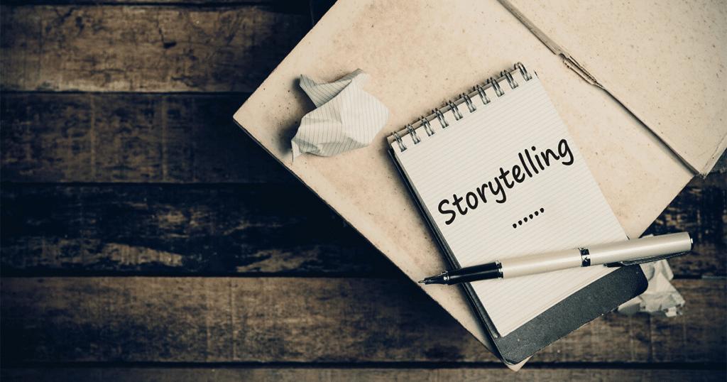 CV de storytelling