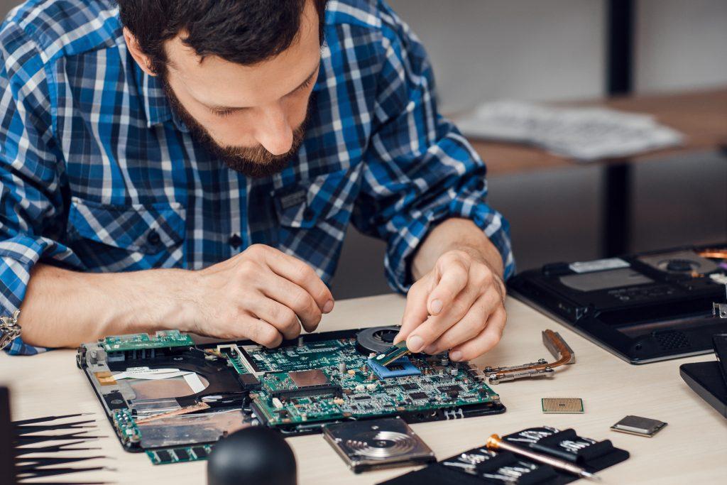 CV informaticien