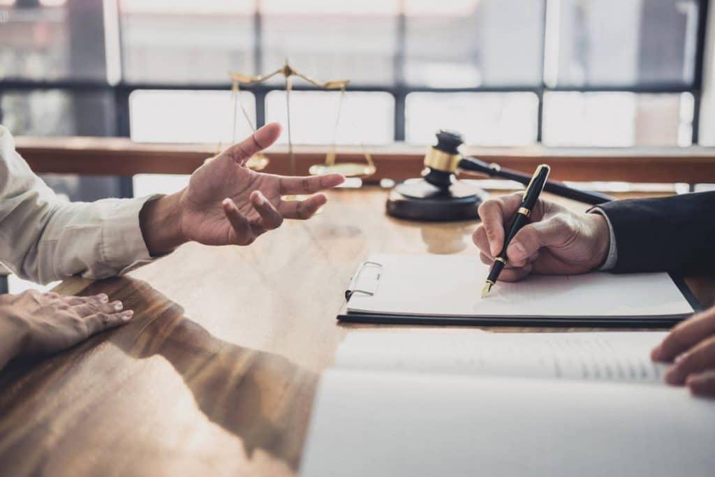 CV pour le poste de juriste