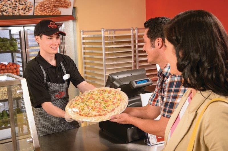 CV pour travailler chez Domino's Pizza