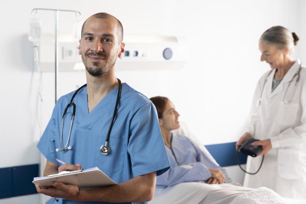 Lettre de motivation pour le poste des soins infirmiers