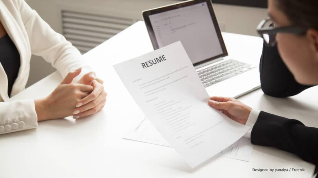 Quelques astuces pour réussir un premier modèle de CV efficace pour les étudiants de capacité