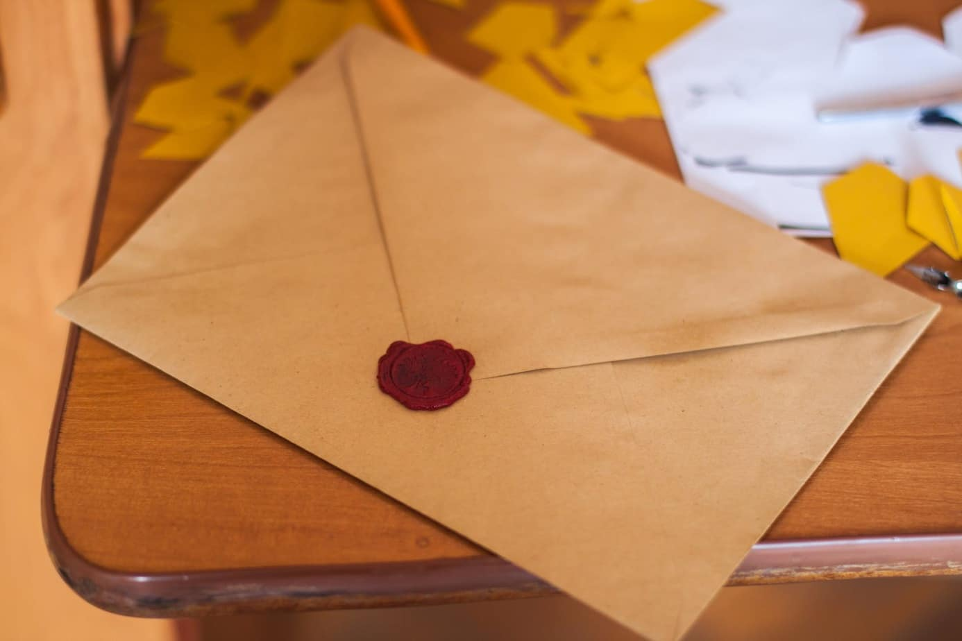 mail candidature