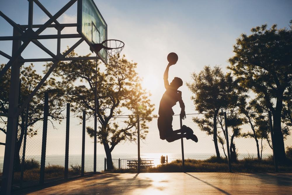 CV pour les bourses de basket-ball